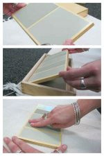 Montessori Sensorial Activity with Rough and Smooth Boards