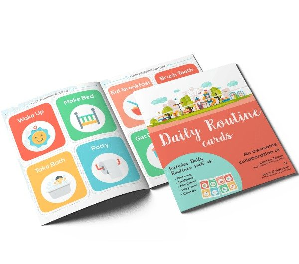 Awesome Routine Cards for Kids