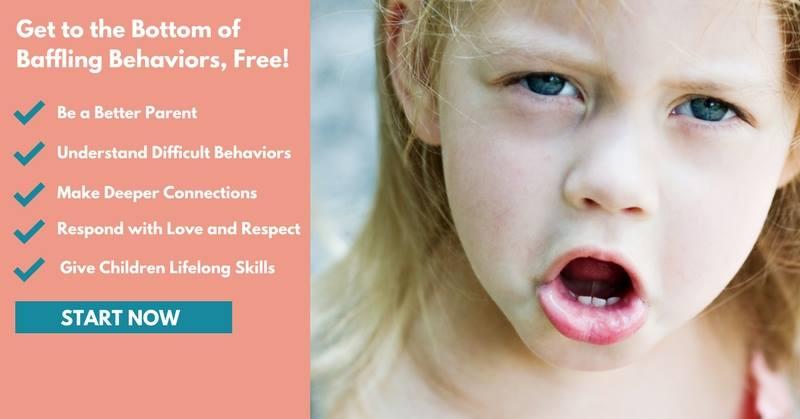 Help Your Child's Challenging Behaviors