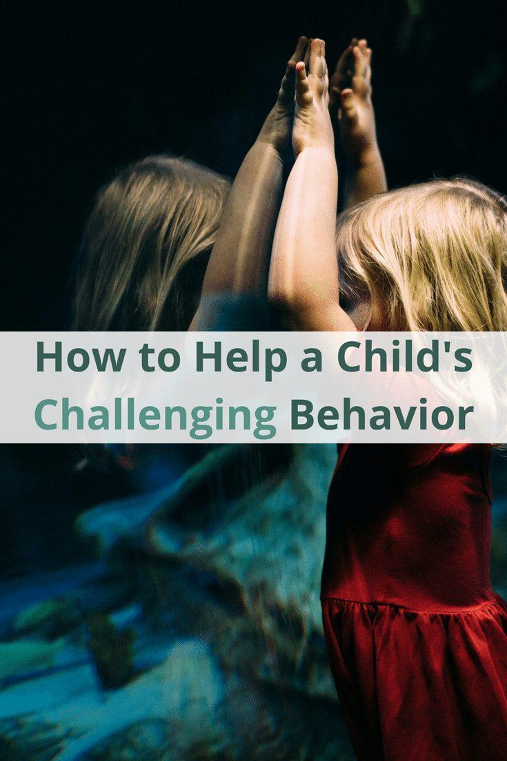 How to Help Your Child's Challenging Behavior (1)