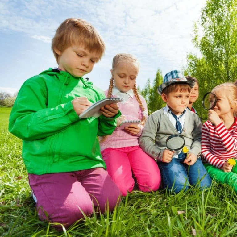 Resources for Outdoor Learning with Kids