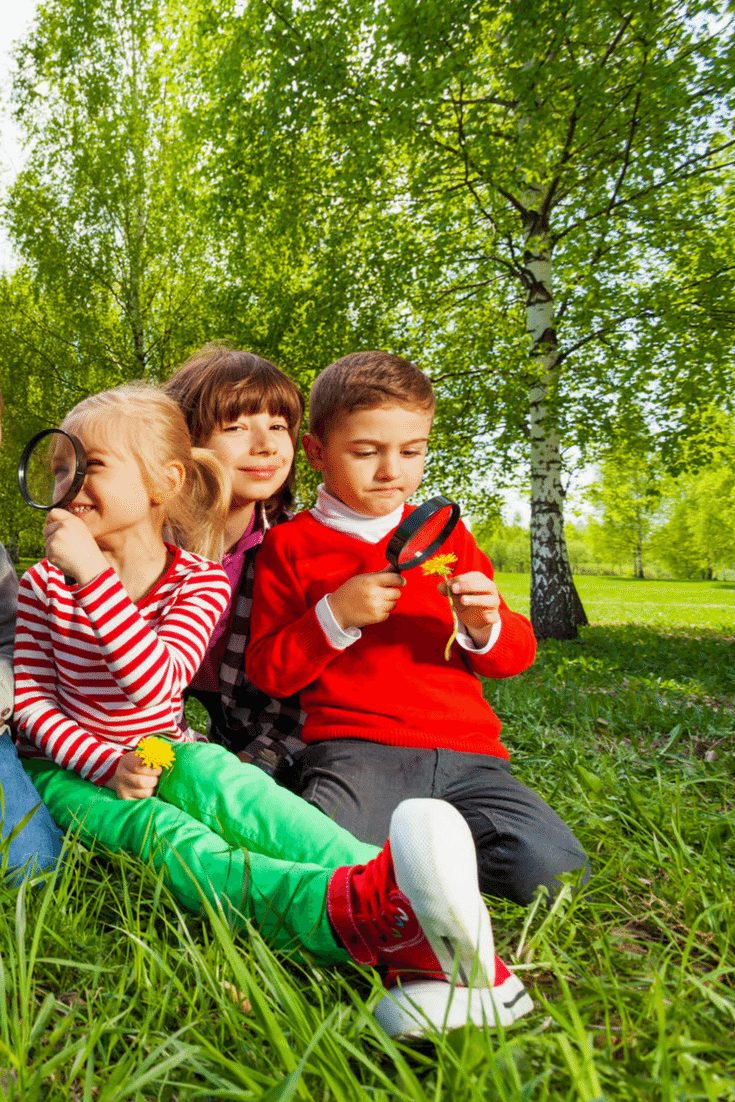 The Ultimate List of Outdoor Learning Activities & Outdoor Classroom Resources
