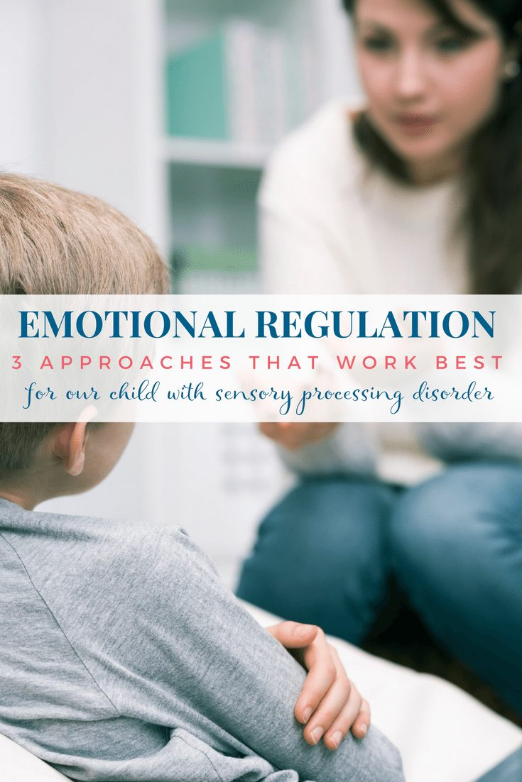 Emotional Regulation Approaches
