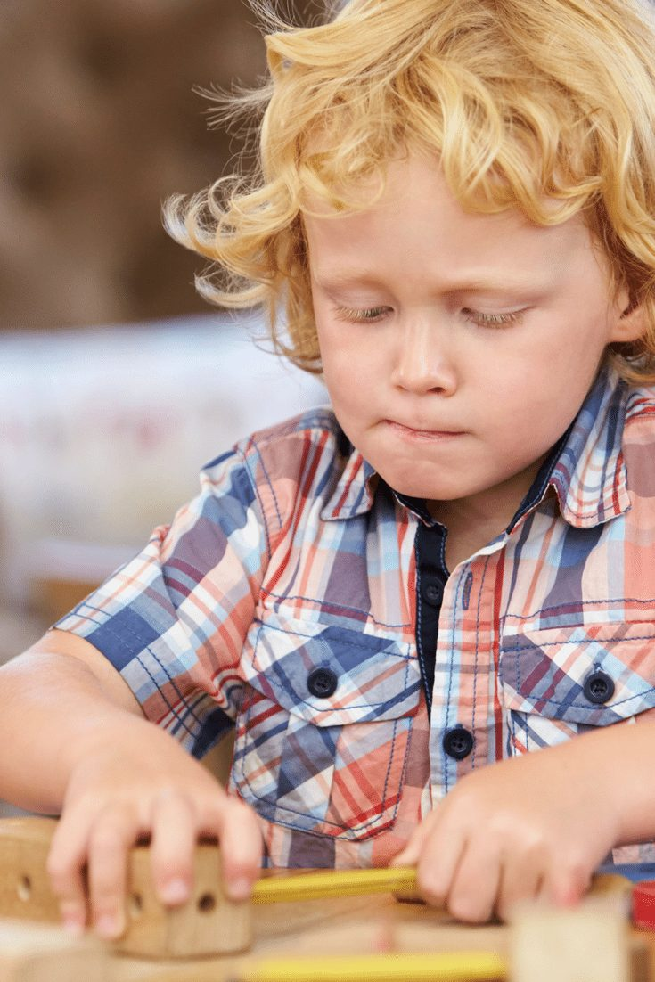 4 Reasons Your Child Embraces Repetition & Develops Will in Montessori