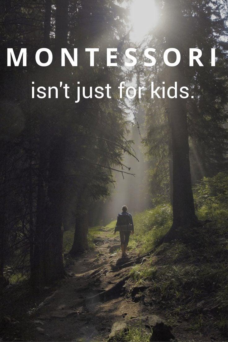 Montessori Motherhood