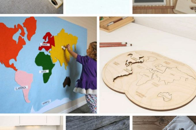 My Favorite Montessori Materials on Etsy