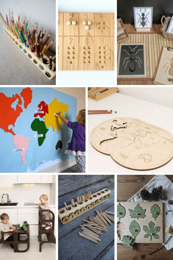 Don't Miss these Gorgeous Montessori Materials