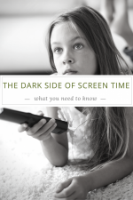 What You Need To Know About The Dark Side Of Kids' Screen Time