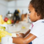 How to Make Chores Fun for Toddlers