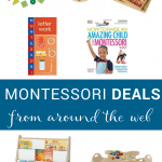 Montessori Deals on Amazon & Montessori Services – February 2018