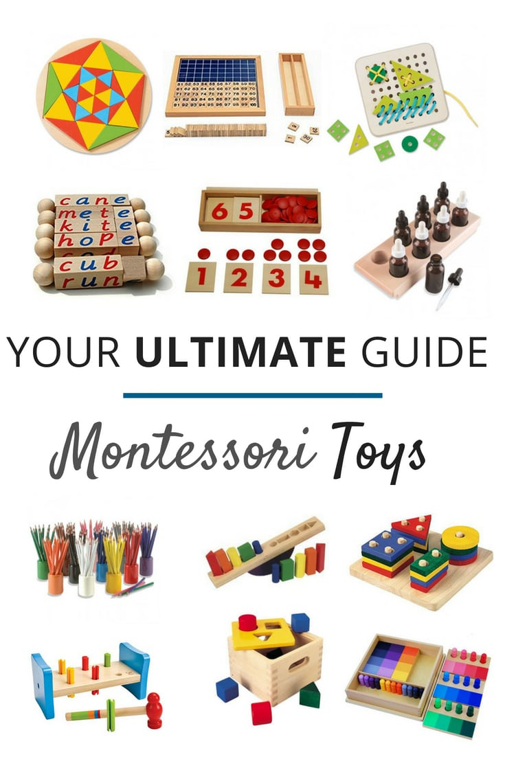 Your Ultimate Guide to Montessori Toys
