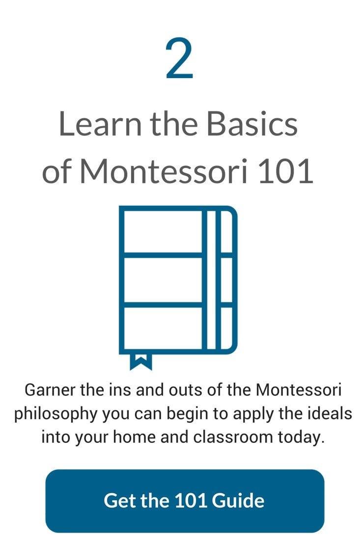 Montessori 101 Guide