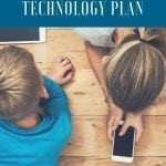 How we manage technology in our home