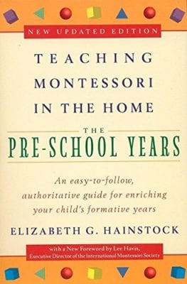 Montessori Deals - February 2019 - Teaching Montessori in the Home Book