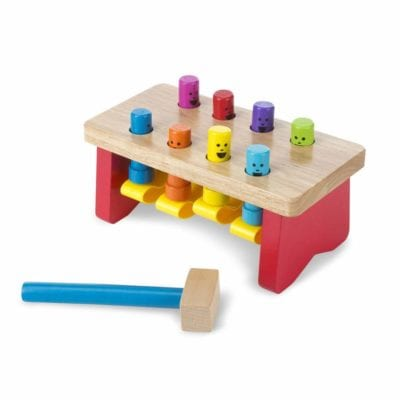 Montessori Deals - February 2019 - Pounding Bench