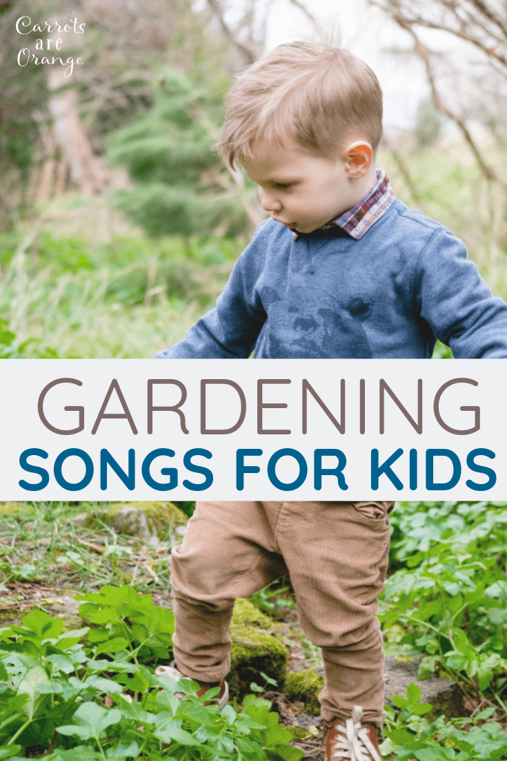 Gardening Songs for Kids