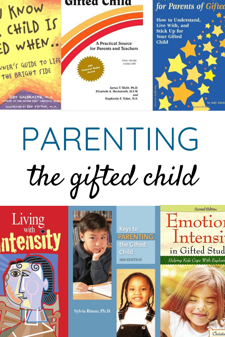 Book for Parenting Gifted Children