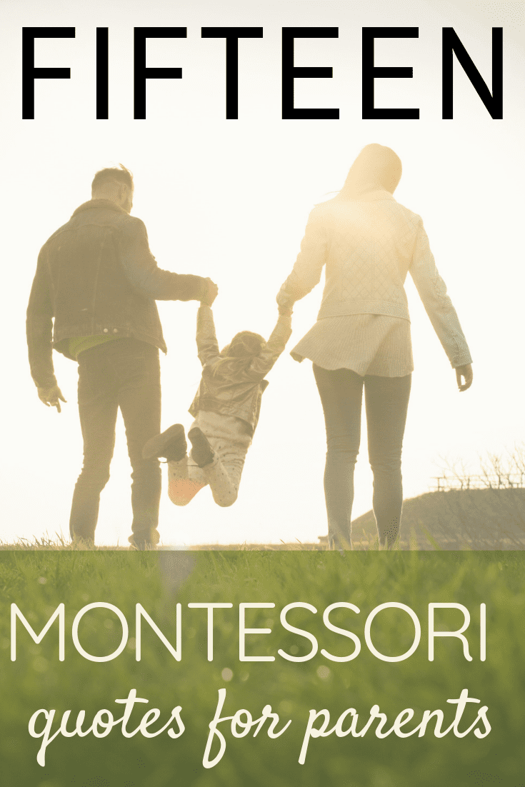 Powerful Montessori Quotes for Parents Raising Independent Kids