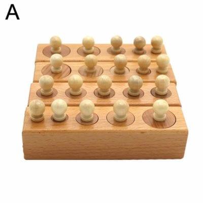 Cylinder Socket Blocks
