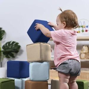Foam Stacking Blocks for Babies