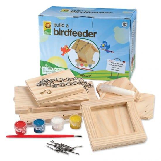 Build a Birdfeeder