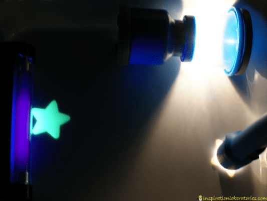 Experiments with UV Light