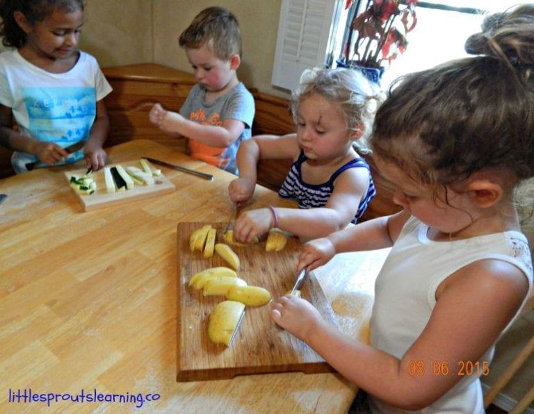 Make a Friendship Quilt with Kids