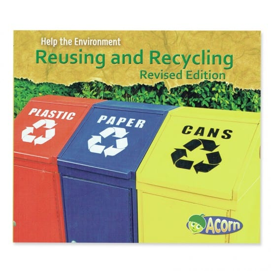 Reusing and Recycling Children's Book