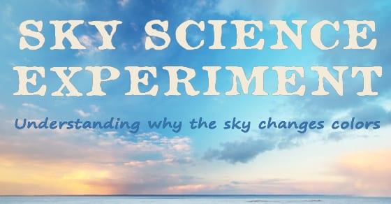 Light Energy Experiment for Kids - Sky Science