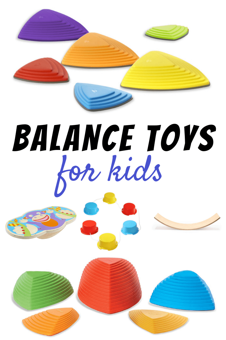 The Best Balance Toys for Kids