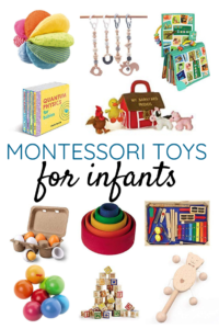The Ultimate Guide to Montessori Infant Toys