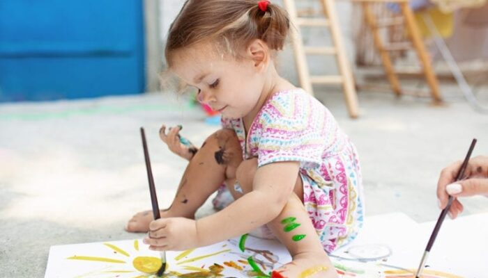 """""""Art Therapy for Kids"""" From The Perspective of an OT"""