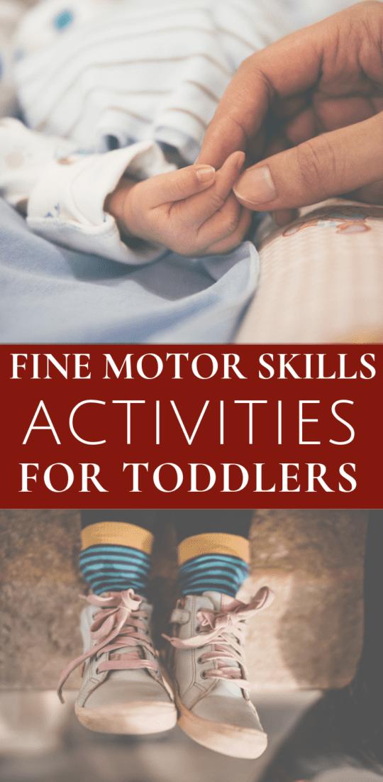 Fine Motor Skills in a Montessori Environment