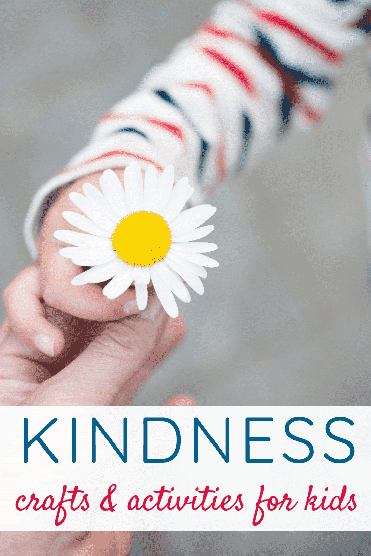 Kindness Crafts & Activities for Kids