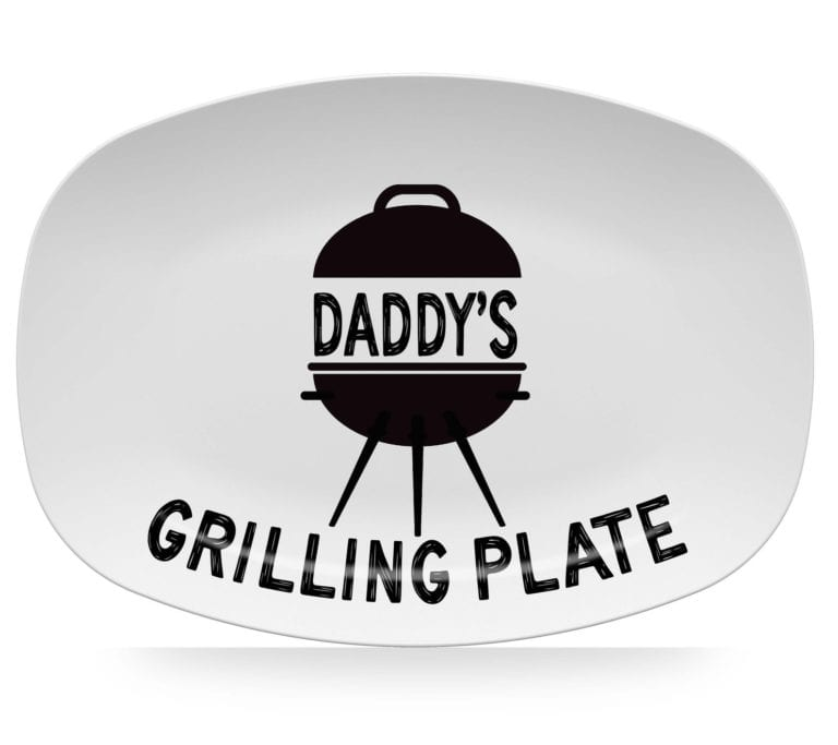 Daddy's Grilling Plate