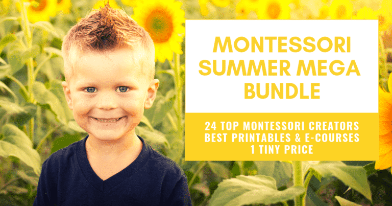 Montessori Summer Learning at Your Fingertips