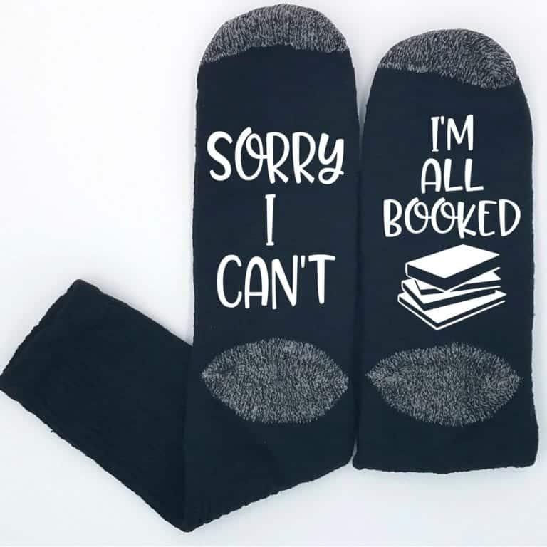 Socks for a Teachers Gift