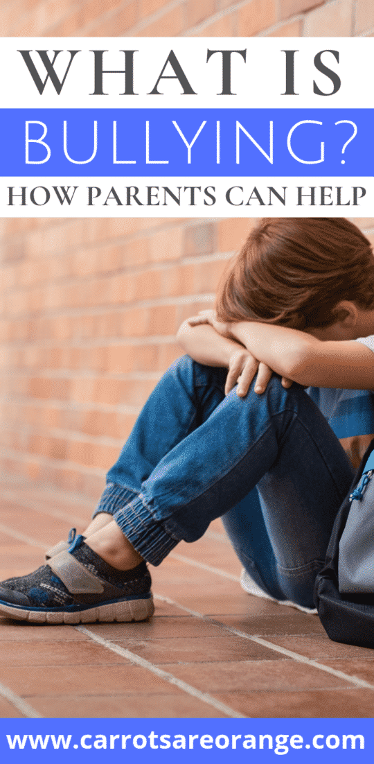 What is bullying & how parents can help - Types of Bullying Defined