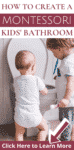 Two Kids in a Bathroom
