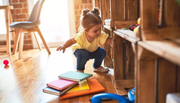 A Guide to Designing Your Montessori Playroom