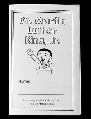 MLK Reader Cover