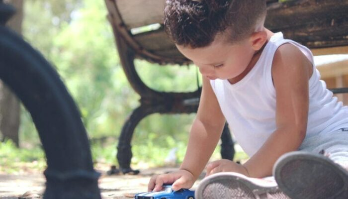 The Importance of Solitary Play & Why It Matters in Child Development