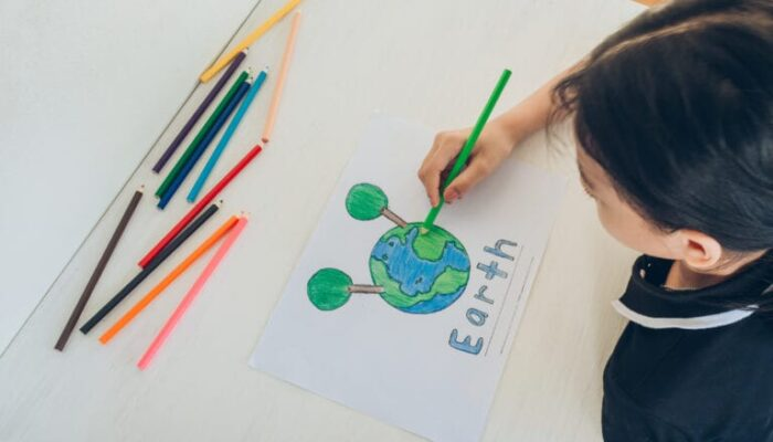 10 of The Best Earth Day Coloring Pages