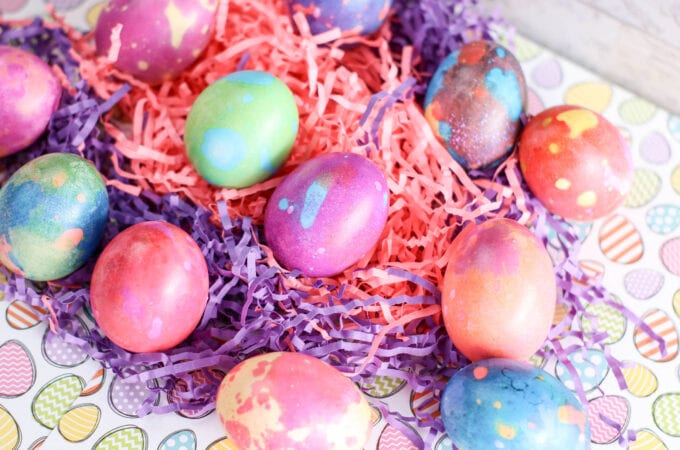 Marbled Easter Eggs Sample scaled